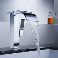 e-pak LJ92269/18 Perfect Quality Deck Mounted Single Handle Single Hole Chrome Tap Bathroom Mixer Basin Faucet