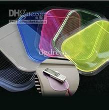 Powerful Silica Gel Car Anti-Slip Sticky Pad Mat Non Slip PDA MpMPGPSG 4 4S ipod(China (Mainland))