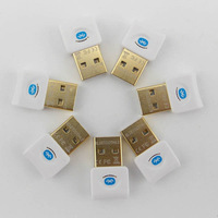 1pc Bluetooth 4.0 Mini USB Dongle Adapter transmitter for iphone 5 Mobile Phone computer Laptop PC Headset Speaker