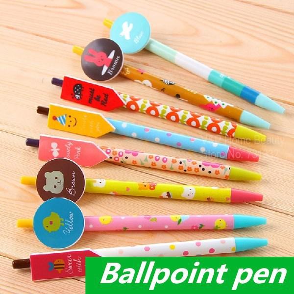 100 pcs/Lot Wholesale Cute ballpoint pen Kawaii Stationery Novelty hookah ballpen Caneta Office accessories school supplies 6236(China (Mainland))