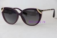 woman sunglasses Z0622E purple designer sunglasses women with box free shipping
