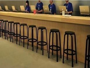 Madeira americano , ferro forjado cadeira de bar fezes bar cadeira bar front office(China (Mainland))