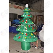 inflatable christmas tree price