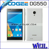 DOOGEE DAGGER DG550 MTK6592 Octa Core 1.7GHz Andriod 4.4 Phone 5.5 inch IPS OGS 1GB RAM 16GB ROM 13.0MP 3G OTG Russian Spanish