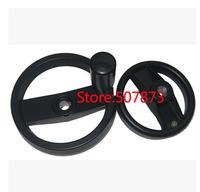 Wholesale and retail bakelite plastic handwheel nylon wheel machinery accessories Mechanical handwheel SL007