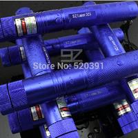 blue 303 Laser 532nm Laser Pen Laser Pointer 10000mw green light high powered instantly burning matchs +Saftey key laserpointer
