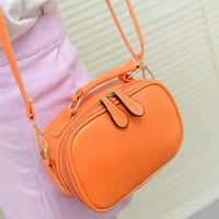 New 2014 candy color mini bag women handbag single shoulder bag,BAG158