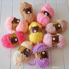 crochet yarn promotion