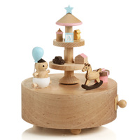 Baby Cradles rotating music box music box gifts gift for child gift for baby kids