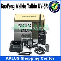 New BaoFeng UV-5R Two Way Radio Dual Band UV5R Walkie Talkie Vhf/uhf Transceiver FM Radio SOS Bright Flashlight