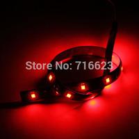 30 pcs 30CM led strips 3528 patch lamp 1210 smd 12 LED car strip chassis soft article light traffic light wheel light 5 colors
