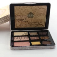professional too beauty and too health  fashion  brand on the faced  natural nine colors