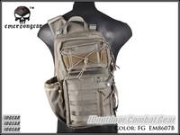 Emerson Tactical 1000D TFM 3 Sling Pack Bowman Bag One Shoulder Bag Military Travelling Multi-purpose EM8607B FG