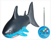 Hot selling remote control air flying shark fish creative 3 channel radio inflatable toy,funny  mini RC shark
