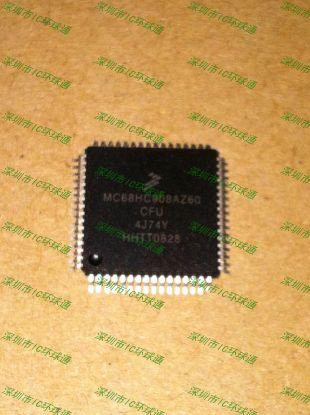 5PCS in stock MC68HC908AZ60 MC68HC908AZ60CFU QFP 4J74Y(China (Mainland))