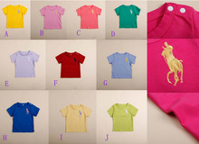 girls polo shirt promotion