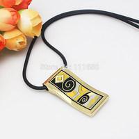 Newest Strip Evil Eye Design Enamel Jewelry Pendant Necklace,1pcs/pack