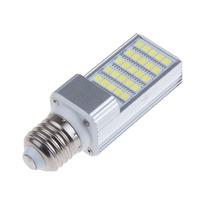 Bloomwin-4pcs/lot E27 5w/7w/9w/11w/13w 25 35 44 52 60 x 5050SMD  Warm White/Cold White Light Corn Bulb AC100--245V