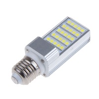 Bloomwin-4pcs/lot E27 5w/7w/9w/11w/13w 25 35 44 52 60 x 5050SMD  Warm White/Cold White Light Corn Bulb AC100--245V