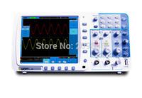 "DHL Free Shipping OWON SDS6062 60MHz 500MSa/S 2Ch Digital storage Oscilloscope 8""LCD"