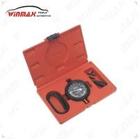 "Vacuum Fuel pump Test Gauge Pressure Tester With 3.5"" Manifold Test Kit WT05183"