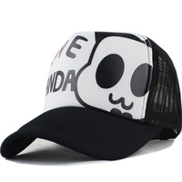 2014 Summer sun-shading truck cap  women's hat truck cap mesh cap  male  hat