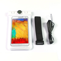 Waterproof Bag Underwater Pouch Case Cover For Samsung Galaxy S4 i9500 S5 I9600 G600 Note 2 N7100 Note 3 N9000 Iphone 5 5S 5C