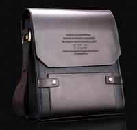 2014 New Pu Leather Men Clutch Messenger Bags Brand Briefcase Travel For Man Business Shoulder Men's Bag