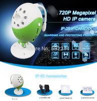 IP Camera  wifi  Two Way Audio Wireless Camera 1.3mp p2p PTZ Cameras CCTV H.264 SD card Alarm1.3 MegaPixel