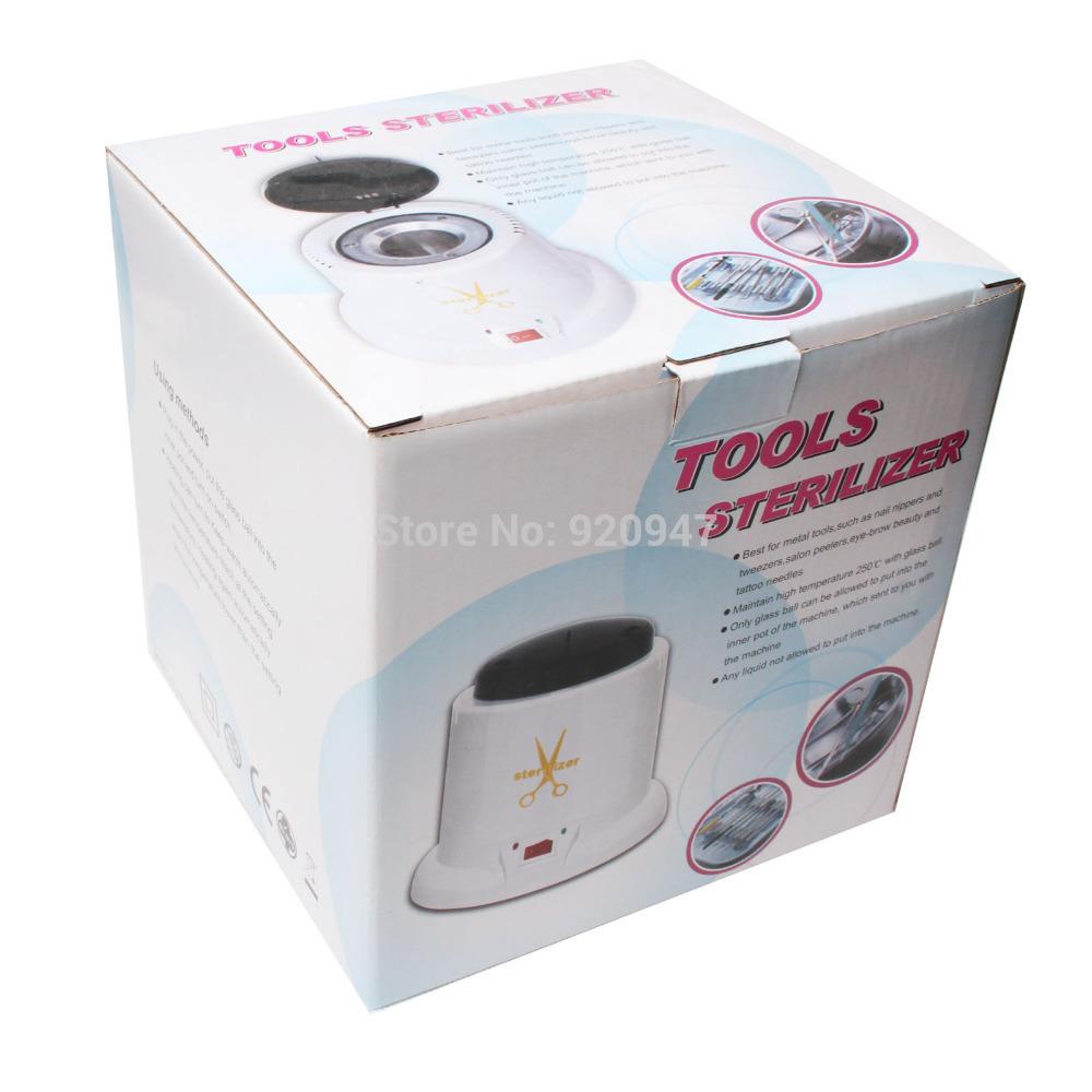 250Temperature High Temperature Sterilizer Box & Tools Disinfection Box & Nail Sterilizer 220v(China (Mainland))