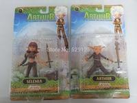 Hot!!!!! Birthday gift action finger model toy doll  ARTHUR  THE ARTHUR