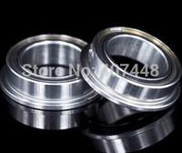 Micro motor bearing 10Pcs F623 F623ZZ Shielded Model Flange Bearing 3 x 10 x 4mm