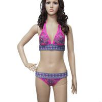 SEXY Women Lady Bikini Push-up Padded Bra Swimsuit Bathing Suit Swimwear