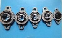 free shipping 5Pcs 8mm KFL08 FL08 Pillow Block Bearing Flange Block Bearing