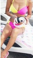 Fashion Women's Bikini Push-up Padded Bra Bathing Suit Swimsuit Swimwear