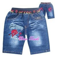 2-7Y SPIDER MAN CHILDREN CLOTHING/PANTS - VSP06-407