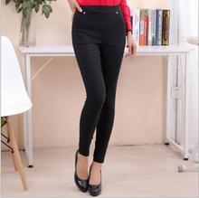 Free shipping 2014 summer new women's casual pants / fashion sexy cotton elastic waist Rainbow pants / trousers(China (Mainland))