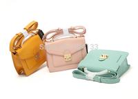 F21 vintage mint Ice cream candy color Diagonal shoulder bag Knight Portable mini handbag yy78