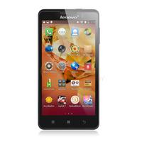 "5.0"" Lenovo P780 MTK6589 quad core 1.2GHz 1GB RAM 4GB ROM dual camera bluetooth GPS android 3G wcdma smartphone"
