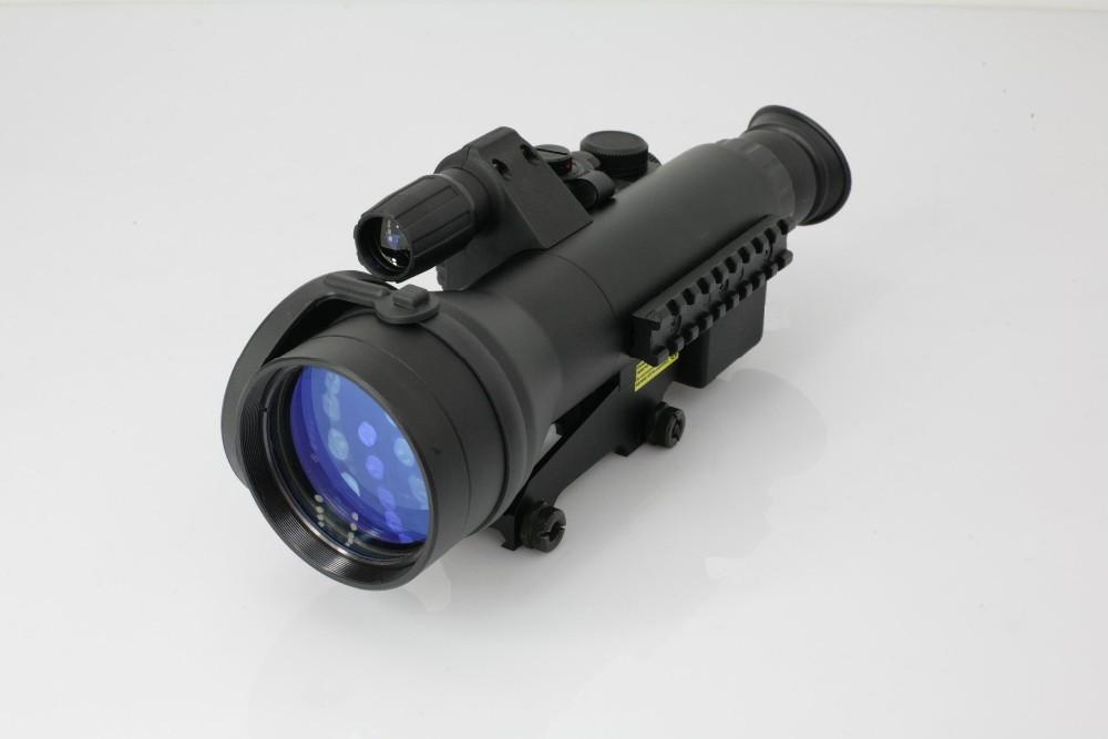 De alta qualidade Yukon 26015 T de visão noturna riflescopes 2.5x alta ampliação e brilho retículo NVRS sentinela 2.5 X 50 riflescope(China (Mainland))