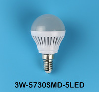5PCS Led Lamp LED Bulb E27 3W 5W 7W 9W 12W 220V 230V 240V led light Energy Saving Led Light Lamps SMD 5730 Warm White Cool White