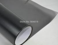 12''x80'' 0.3x2m Automobile Car Headlight Taillight Transparent film Sheet Sticker Vinyl Somke / Light Black