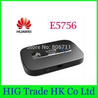 Promotion Original Unlocked HUAWEI E5756 3G Mobile Hotspot WIFI Router free shipping