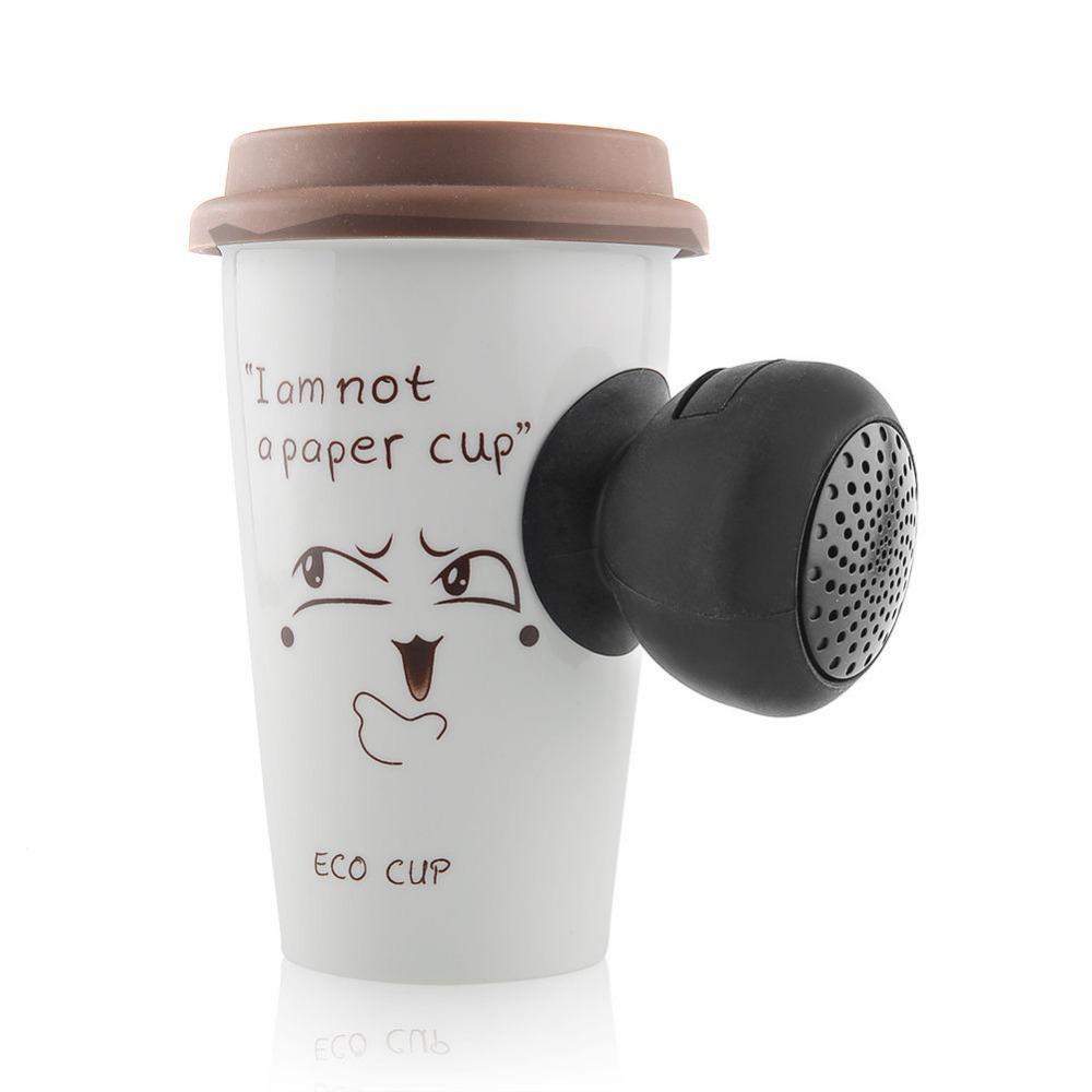 Enceinte new mushroom mini wireless bluetooth speaker for Haut parleur wifi exterieur
