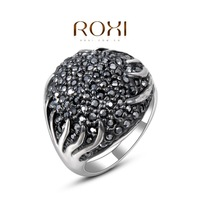 2014 New Arrival Rings Roxi Exquisite Plated Mosaic Ring,fashion Jewelrys,factory Price,chirstmas Gift,high Quality,hot Sale