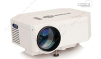 Free Shipping!Unic UC30 Updated UC28 Mini Projector 640*480 1-3m 150 Lumens w/ HDMI USB VGA
