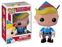 Funko POP Reindeer Rudolph ELF Hermey Vinyl Figure