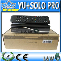 VU SOLO PRO VU+SOLO PRO DVB-S2 Linux Enigma2 HD Satellite Receiver basing on the scheme of VU+SOLO DVB-S2 Smart Linux TV Player