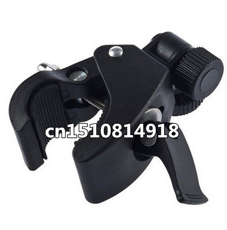 Roll bar camera mount