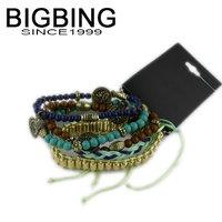 BigBing  jewelry Fashion Bohemia handmade bracelet fashion bracelet fashion jewelry nickel free Free shipping S672
